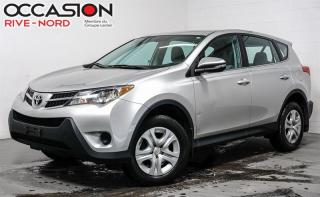 Used 2014 Toyota RAV4 LE BLUETOOTH+A/C+GR