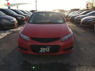 Used 2012 Honda Civic 2 Dr Coupe LX for sale in Etobicoke, ON