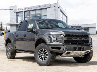 New 2020 Ford F-150 Raptor 801A | LEASING AVAILABLE for sale in Winnipeg, MB