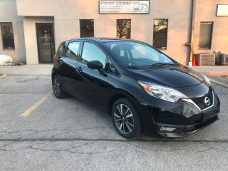 Used 2017 Nissan Versa Note 5dr HB Auto 1.6 SL,NAV,ONE OWNER,NO ACCIDENTS for sale in Burlington, ON