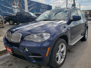 Used 2012 BMW X5 35D for sale in Toronto, ON