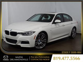 Used 2014 BMW 3 Series |335i xDrive|M PERFORMANCE 2|CUIRROUGE|GARANTIE| for sale in Drummondville, QC