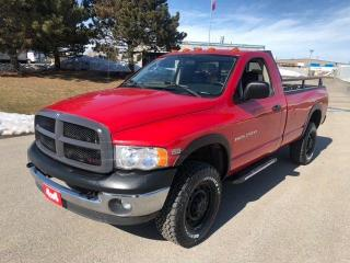 Used 2003 Dodge Ram 2500 ST 5SPEED!! 4X4 for sale in Cambridge, ON