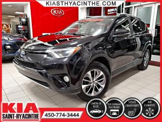 Used 2016 Toyota RAV4 Hybrid XLE AWD ** TOIT OUVRANT / MAGS for sale in St-Hyacinthe, QC