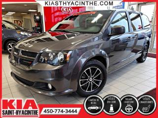 Used 2019 Dodge Grand Caravan GT * CAMÉRA DE RECUL / SIÈGES CHAUFFANTS for sale in St-Hyacinthe, QC