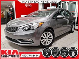 Used 2016 Kia Forte LX+ ** SIÈGES CHAUFFANTS / BLUETOOTH for sale in St-Hyacinthe, QC