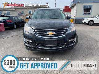 Used 2016 Chevrolet Traverse for sale in London, ON
