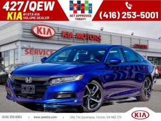 Used 2019 Honda Accord Sport for sale in Etobicoke, ON