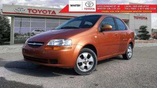 Used 2006 Chevrolet Aveo LS LS for sale in Whitby, ON