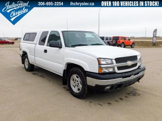 Used 2005 Chevrolet Silverado 1500 LS 4x4 | Repainted | Topper Base for sale in Indian Head, SK