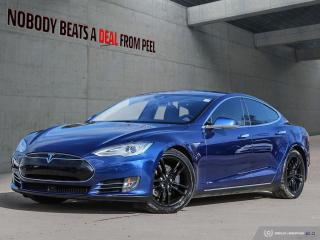 Used 2015 Tesla Model S 85D, Autopilot, Summon, 80AMP Chrg, PWR Hatch, EV for sale in Mississauga, ON