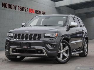 Used 2015 Jeep Grand Cherokee Advanced Tech*Mopar Chrome*Rem Start*Cam* for sale in Mississauga, ON