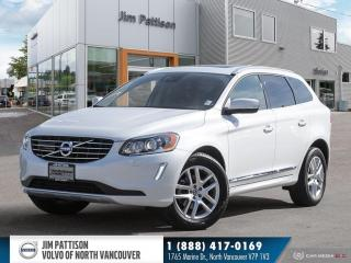 Used 2017 Volvo XC60 T6 Drive-E Premier - LOCAL - ONE OWNER for sale in North Vancouver, BC