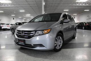 Used 2016 Honda Odyssey EX I POWER DOORS I BIG SCREEN I REAR CAM I HEATED SEATS I BT for sale in Mississauga, ON