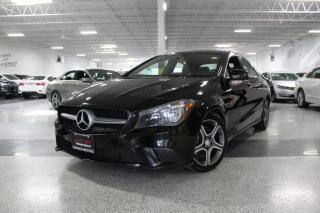 Used 2016 Mercedes-Benz CLA-Class CLA250 I NAVIGATION I LEATHER I HEATED SEATS I KEYLESS ENTRY for sale in Mississauga, ON