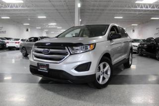 Used 2017 Ford Edge SE I NO ACCIDENTS I REAR CAM I PUSH START I KEYLESS ENTRY for sale in Mississauga, ON