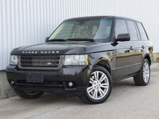 Used 2011 Land Rover Range Rover 4WD|Accident Free| Financing Available for sale in Mississauga, ON
