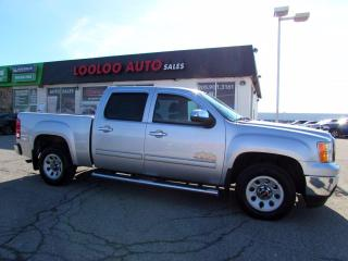 Used 2012 GMC Sierra 1500 SL Crew Cab 4WD Certified SUPER CLEAN for sale in Milton, ON