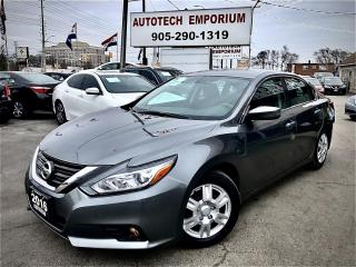 Used 2016 Nissan Altima 2.5s Bluetooth/Cruise/All Power/Remote Start&GPS* for sale in Mississauga, ON