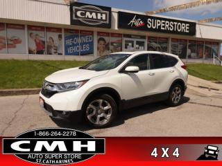 Used 2017 Honda CR-V EX  AWD EX ADP-CC LN-KEEP BS HS CAM P/SEAT for sale in St. Catharines, ON