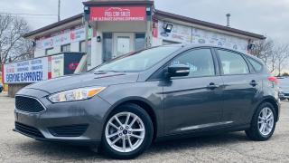 Used 2018 Ford Focus SE Hatch | VIDEO.CALL.US REARVIEW| HEATED SEATS| for sale in Mississauga, ON