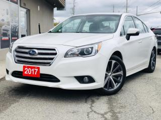 Used 2017 Subaru Legacy 2.5i Limited | |VIDEO.CALL.US| NAVI| LEATHER| SUNROOF| for sale in Mississauga, ON