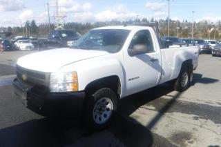Used 2008 Chevrolet Silverado 1500 Work Truck Long Box 2WD for sale in Burnaby, BC