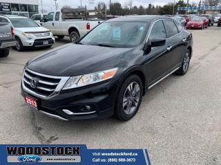 Used 2013 Honda Accord Crosstour EX-L  - Local - One owner for sale in Woodstock, ON