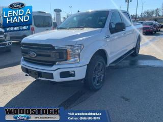 New 2020 Ford F-150 XLT for sale in Woodstock, ON