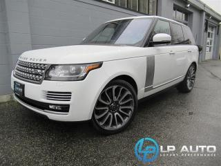 Used 2017 Land Rover Range Rover 5.0L V8 Supercharged Autobiography for sale in Richmond, BC