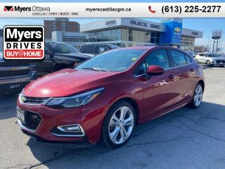 Used 2018 Chevrolet Cruze LT  RS PACKAGE, DIESEL! AUTO, REAR VIEW CAM, SUNROOF, - Low Mileage for sale in Ottawa, ON
