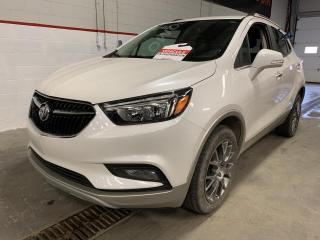 Used 2017 Buick Encore SPORT TOURING AWD CUIR MAGS CAMERA DE RE for sale in Île-Perrot, QC