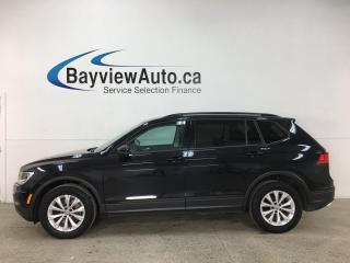 Used 2019 Volkswagen Tiguan Trendline - AWD! 4MOTION! REVERSE CAM! HTD SEATS! + MORE! for sale in Belleville, ON