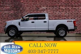 Used 2019 Ford F-250 4x4 Crew Cab XLT FX4 BCam for sale in Red Deer, AB