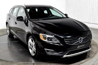 Used 2017 Volvo V60 SPECIAL EDITION T5 AWD CUIR TOIT  NAV for sale in Île-Perrot, QC