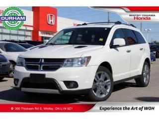 Used 2012 Dodge Journey AWD 4DR R-T for sale in Whitby, ON
