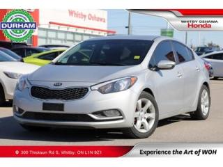 Used 2015 Kia Forte for sale in Whitby, ON