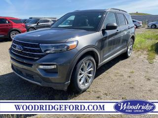 New 2020 Ford Explorer XLT for sale in Calgary, AB