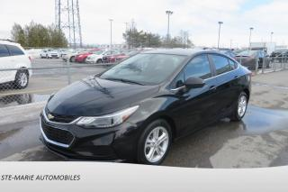 Used 2018 Chevrolet Cruze (BLUETOOTH,A/C,CAMERA) for sale in St-Rémi, QC