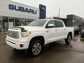 Used 2014 Toyota Tundra Platinum 5.7L V8 PLATINUM 4X4 V8 | BACKUP CAMERA | SUNROOF | AC for sale in Charlottetown, PE