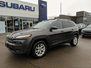 Used 2016 Jeep Cherokee North 4X4 | V6 | ALLOYS | HEATED SEATS | HEATED STEERING WHEEL for sale in Charlottetown, PE