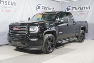 Used 2018 GMC Sierra 1500 ELEVATION 4X4 5.3L V8 AUTO TRAC MAG 20
