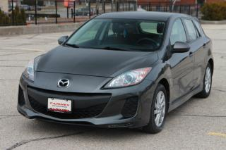 Used 2012 Mazda MAZDA3 GS-SKY Back-Up Camera | Heated Seats | NO Accidents for sale in Waterloo, ON