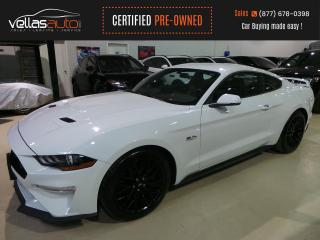 Used 2019 Ford Mustang GT PERFORMANCE| BREMBO| 6SPD| NAVI for sale in Vaughan, ON