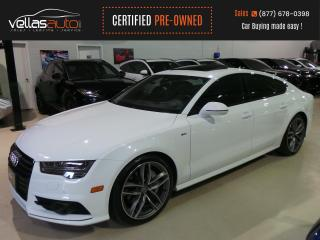 Used 2017 Audi A7 3.0T Technik TECHNIK| S-LINE| NAVI| 360 CAMERA| QTTRO for sale in Vaughan, ON