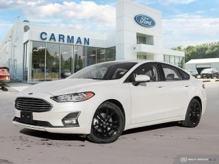 New 2020 Ford Fusion SE for sale in Carman, MB