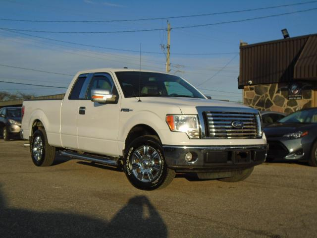 "2010 Ford F-150 SuperCab 145"" XLT 1OWNER LOW KM NO ACCIDENT SAFETY"