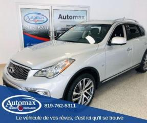 Used 2017 Infiniti QX50 AWD for sale in Rouyn-Noranda, QC