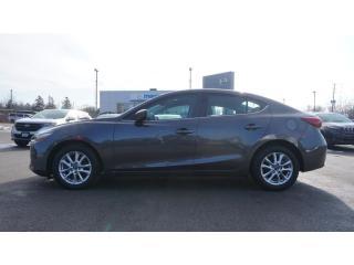 Used 2018 Mazda MAZDA3 SE | LEATHER | HEATED SEATS | ALLOYS | REAR CAM for sale in Hamilton, ON