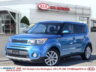 Used 2017 Kia Soul EX+ | B\U CAM | HEATED SEATS | ONE OWNER | ACCIDENT FREE | for sale in Burlington, ON